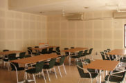 Chennai Mathematical Institute Cafe