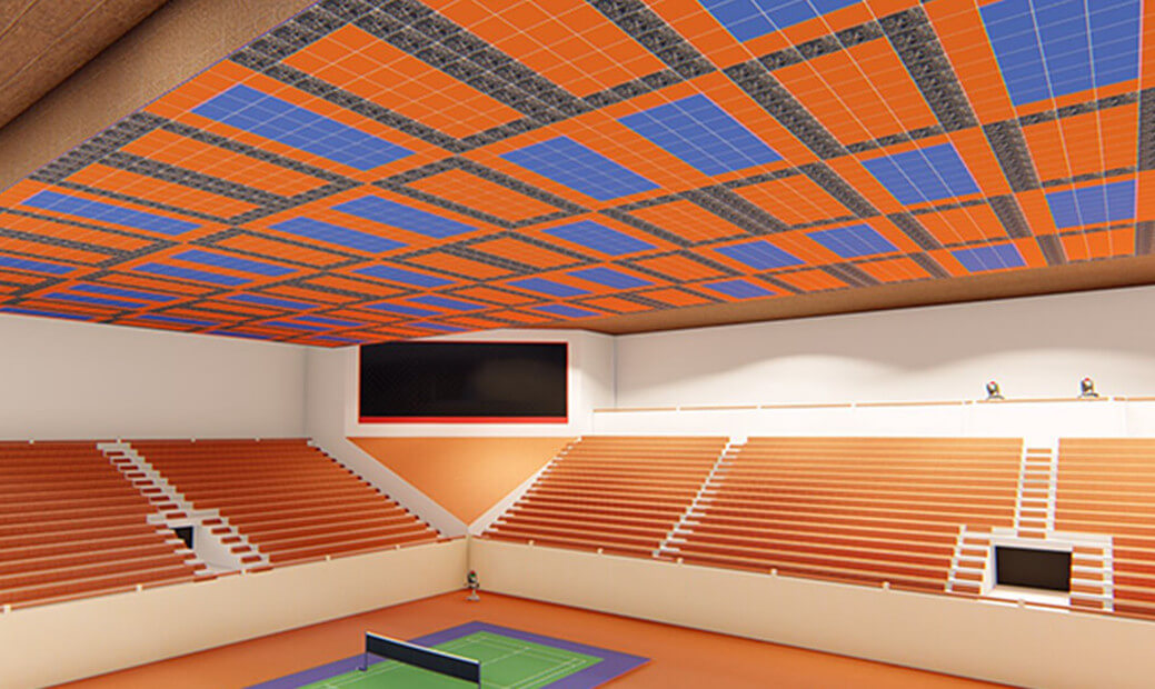 The future of acoustical walls and ceilings