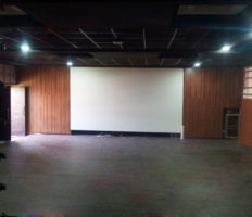 Telangana CM Home theater