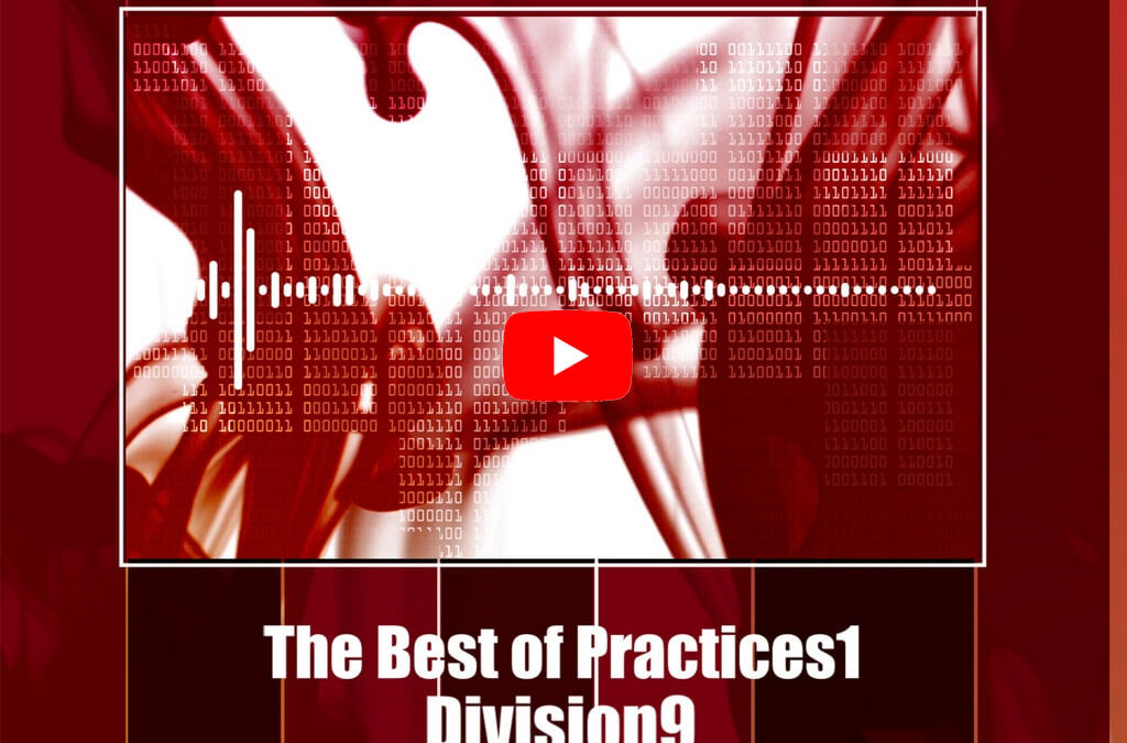 The Best of Practices1 – Division9