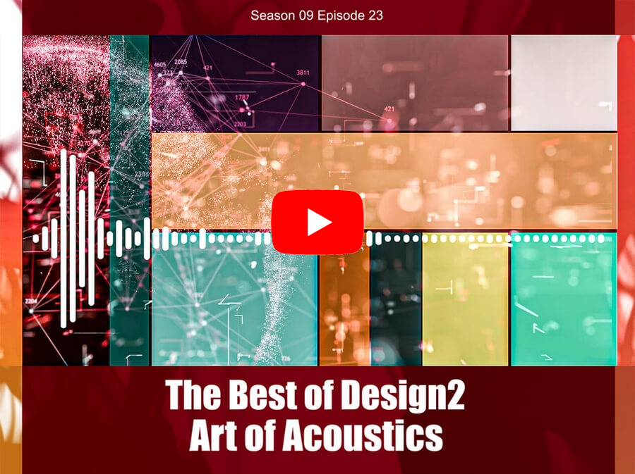 The Best of Design2 – Art of Acoustics