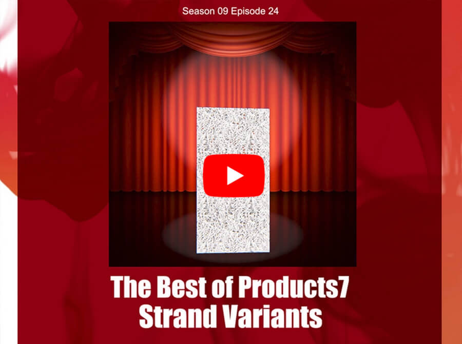 The Best of Products7 – Strand Variants