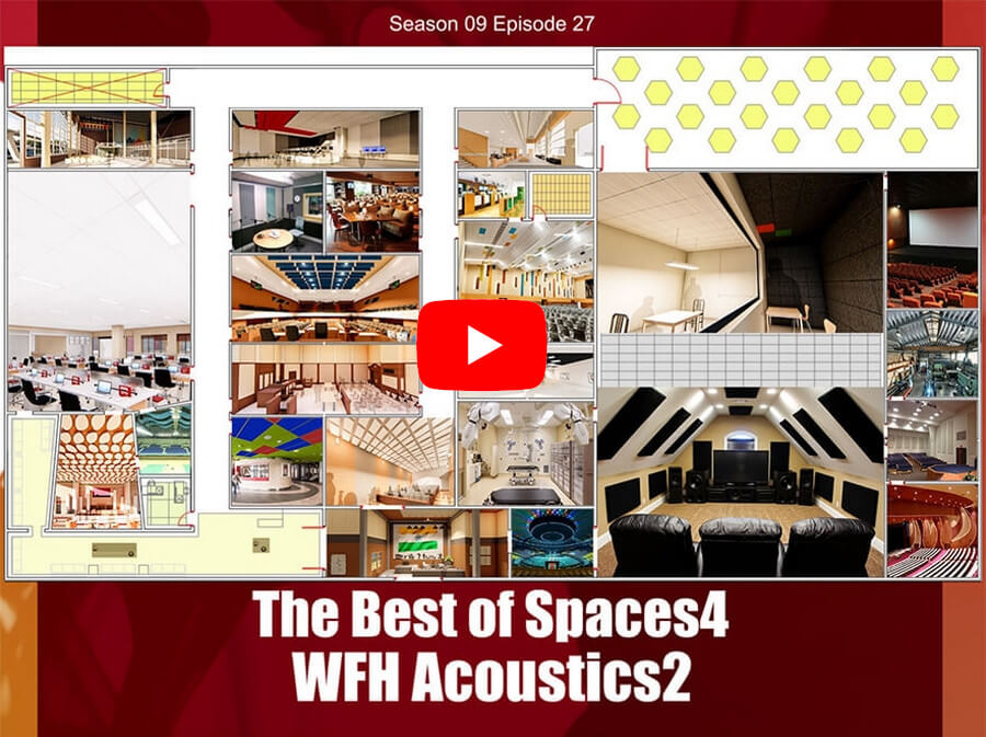 The Best of Spaces4 – WFH Acoustics2