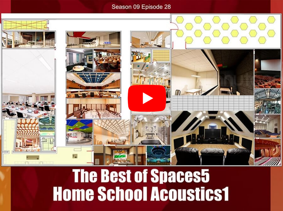 The Best of Spaces5 – Home School Acoustics1