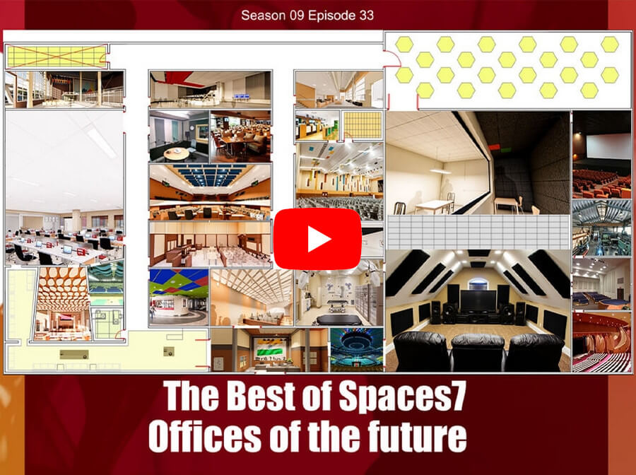 The Best of Spaces7 – Offices of the future