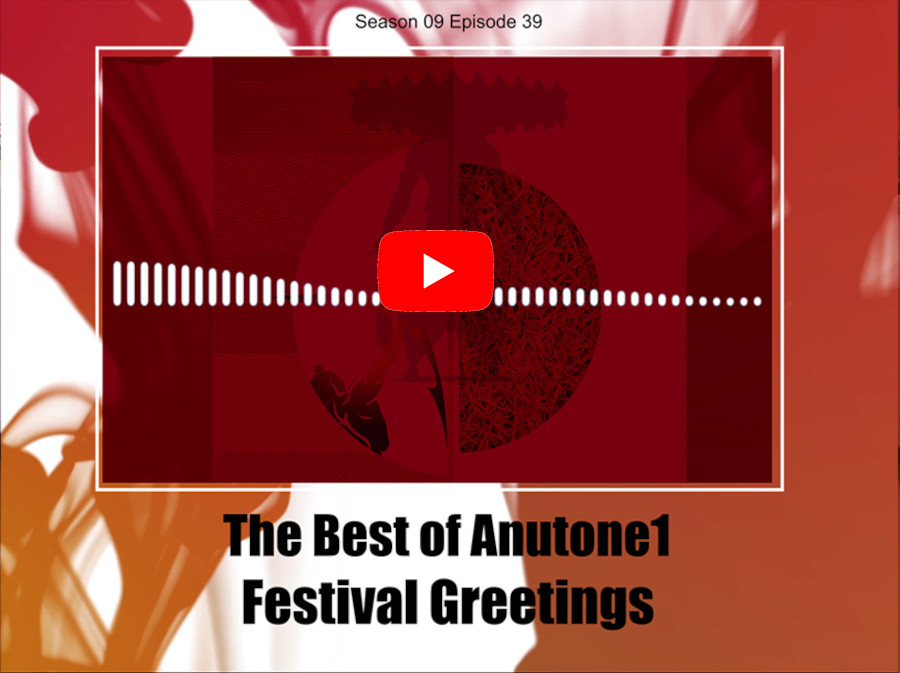 The Best of Anutone1 – Festival Greetings