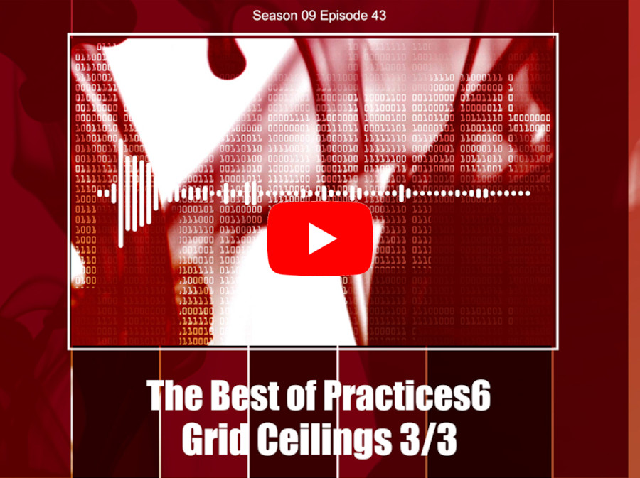 The Best of Practices6 – Grid Ceilings 3 of 3