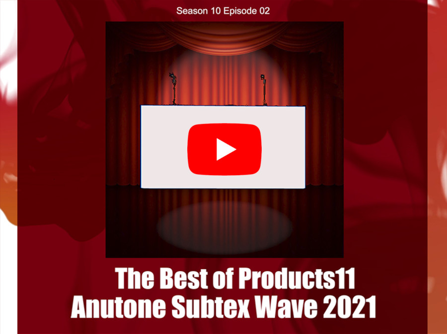 The Best of Products11 – Anutone Subtex Wave 2021