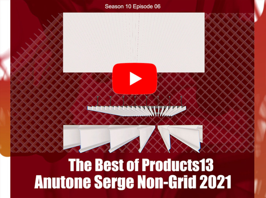 The Best of Products13 – Anutone Serge Non-Grid 2021