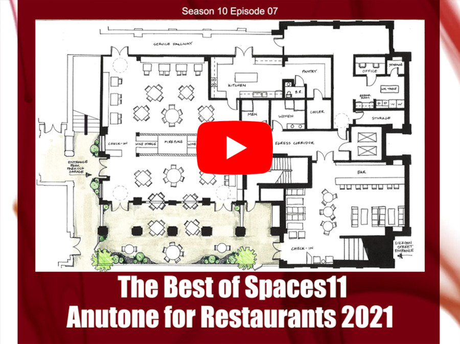 The Best of Spaces11 – Anutone for Restaurants 2021
