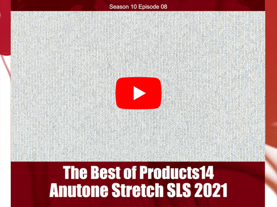 The Best of Products14 – Anutone Stretch SLS 2021