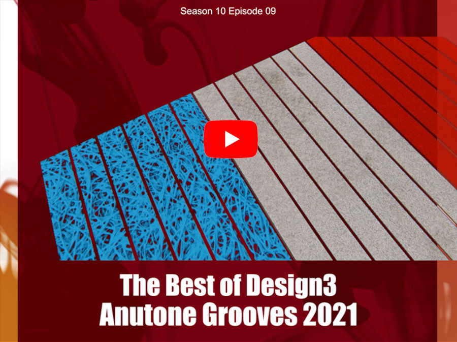 The Best of Design3 – Anutone Grooves 2021