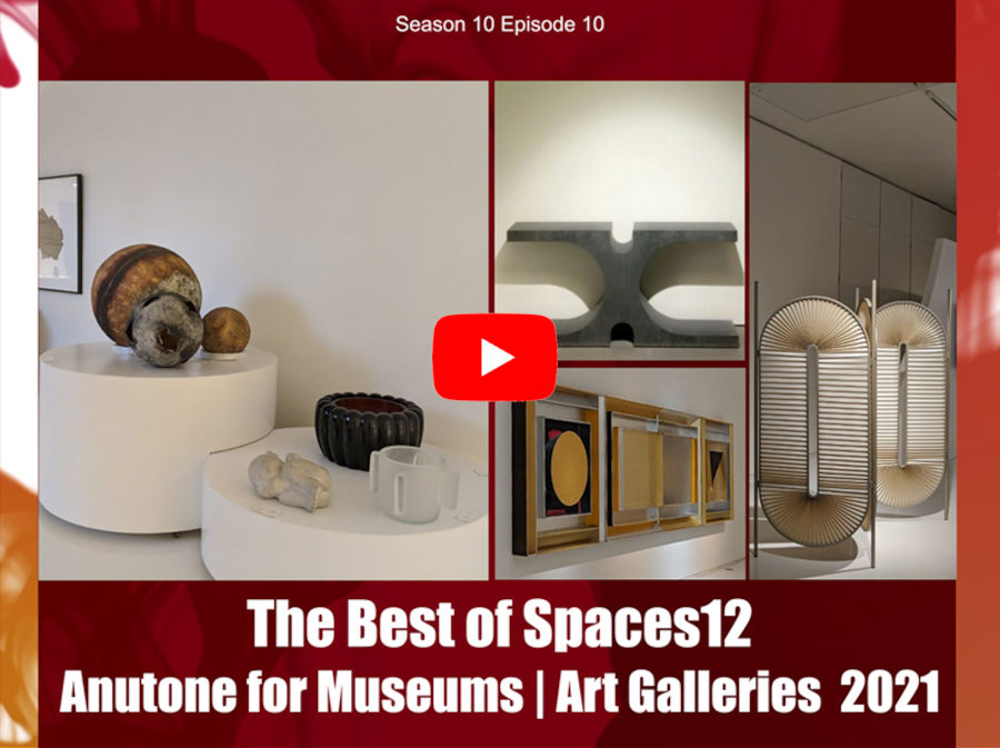 The Best of Spaces12 – Anutone for Museums | Art Galleries 2021