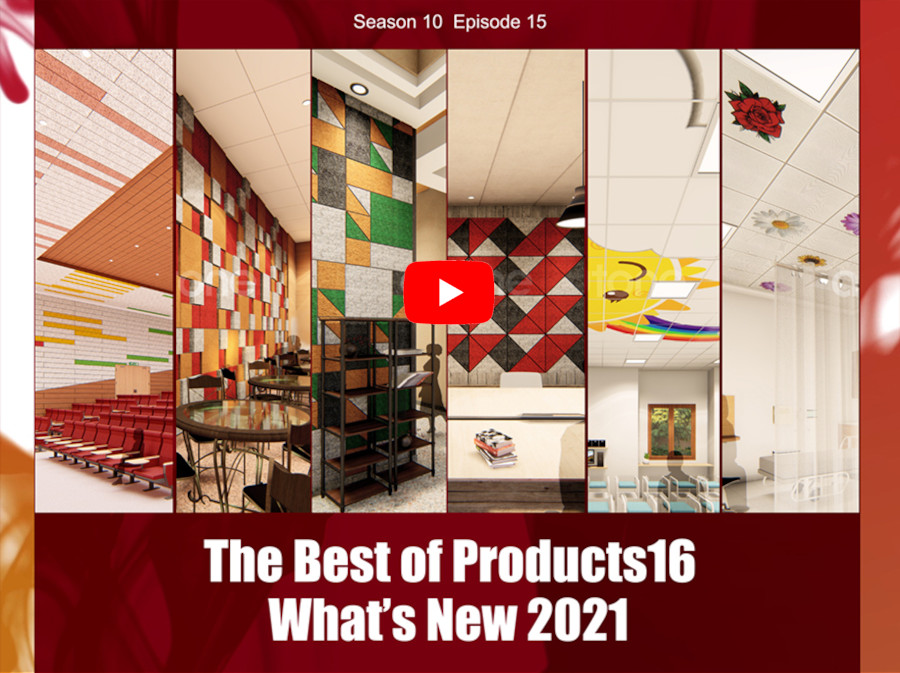 The Best of Products16 – What's New 2021