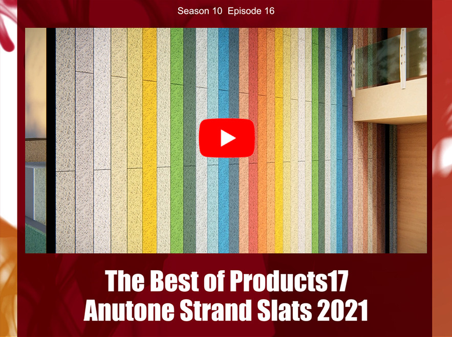 The Best of Products17 – Anutone Strand Slats 2021