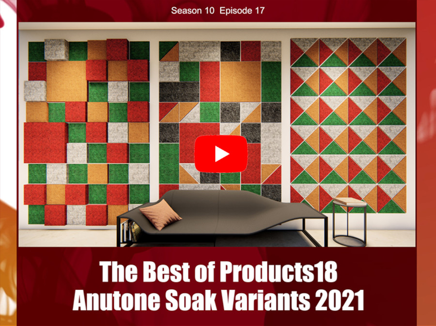 The Best of Products18 – Anutone Soak Variants 2021