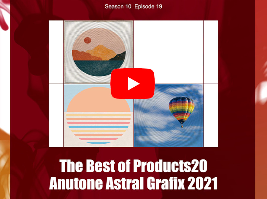 The Best of Products20 – Anutone Astral Grafix 2021